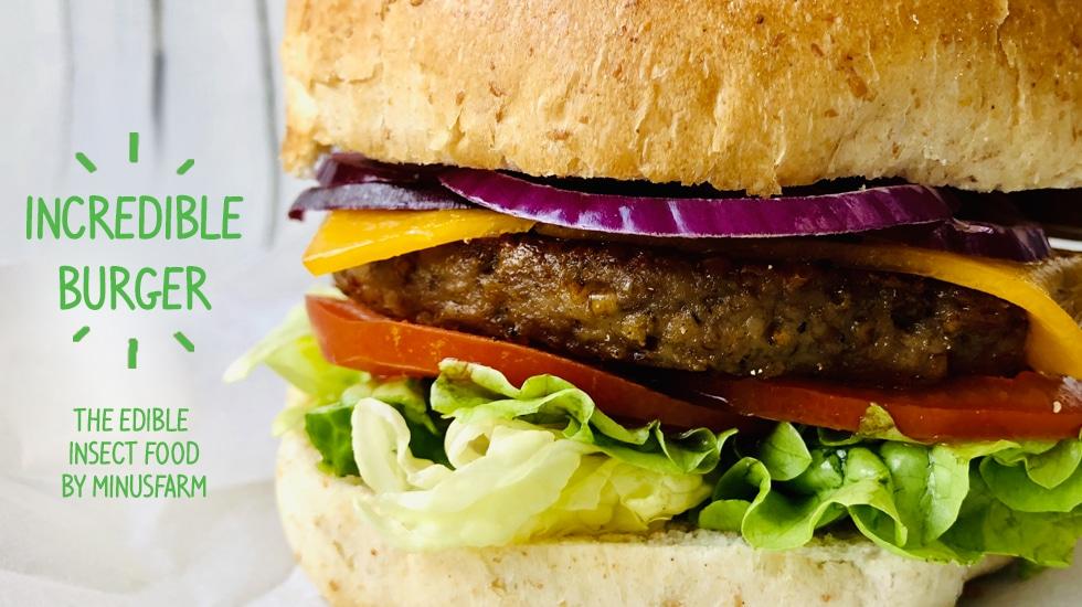 L'Incredible burger®