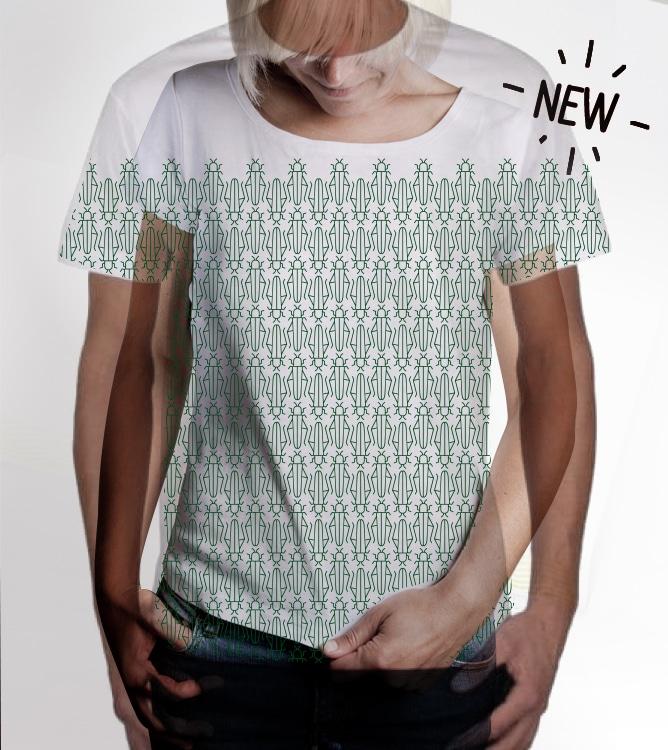 t-shirt insectes 2