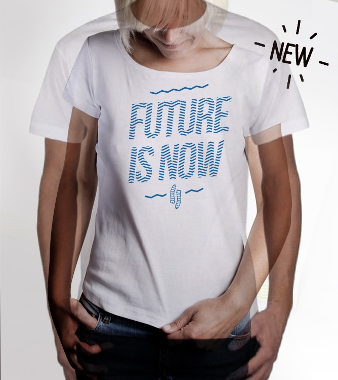 t-shirt future is now